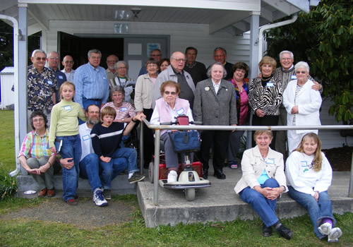 District 12 Members at 2008 Reunion